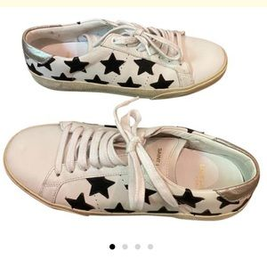 Saint Laurent Star Sneakers Sz M 6 / W 8